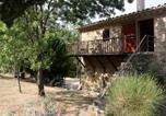 Location vacances Sant Martí de Llémena - Cozy Catalan Farmhouse-2