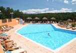 Camping avec Ambiance club Gassin - Camping Farigoulette-2