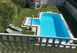 Location vacances Klagenfurt am Wörthersee - Beautiful big city apartment + pool + garden-3