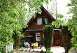 Location vacances Rheinsberg - Ferienhaus Kagar See 4731-2