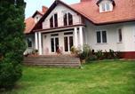 Location vacances Goniądz - Pensjonat Dworek Baranówka-1