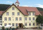 Location vacances Ettenheim - Metzgereigasthof Rebstock-2