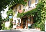Hôtel Laßnitzhöhe - Häuserl im Wald-2