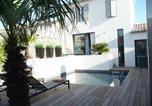 Location vacances La Flotte - Rental Villa Ile-De-Re Villa D'Architecte Contemporaine Piscine Chauffee 8 Personnes-2