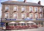 Hôtel Montfort-sur-Meu - Hôtel Restaurant Le Relais de la Cane-4