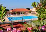 Location vacances Bord de mer de Martigues - Résidence Cap Bleu
