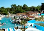 Camping avec Piscine Gironde - Camping Le Palace-1