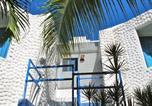 Hôtel La Paz - Hotel Mediterrane-1