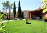 Location vacances Zazuar - Casa Rural Valle del Duero-3