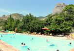 Camping avec Piscine Limans - Castel Les Princes d'Orange-1
