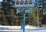 Hôtel Merrill - Prairie Motel-4