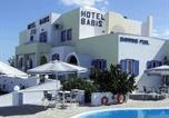 Hôtel Thira - Babis Hotel-1