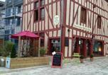 Location vacances Bligny - Au pan de bois-1