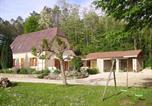 Location vacances Plazac - Holiday Home La Plaine de Baillard-1