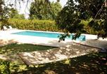 Location vacances Llubí - Villa Lovely Mallorca-1