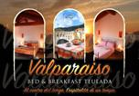 Hôtel Teulada - B&B Valparaiso - Teulada Borgo-1