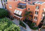 Hôtel Tusa - Artemis Hotel-3