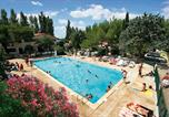 Camping avec Ambiance club Bessan - Camping Le Rebau-1