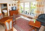 Location vacances Bad Saarow - Ferienwohnung Juliane in der Villa zum Kronprinzen direkt gegenüber der Saarow Therme-3