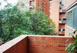 Location vacances Bogotá - Apartamento Torres del Parque-4