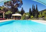 Location vacances Les Mayons - –Holiday home Route de Vaudreches-1