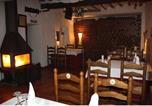 Location vacances Villalgordo del Júcar - Hotel Restaurante Milán-3