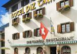 Hôtel Zillis-Reischen - Hotel Piz Tambo-1