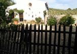 Location vacances Cazalla de la Sierra - Casa Rural La Piña-3