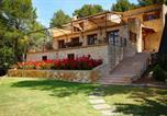 Location vacances Selva - Beautiful Villa La Mina-1