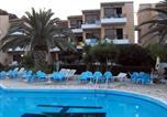 Hôtel Αχιλλειοι - Le Mirage Hotel-4