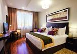 Location vacances Sharjah - Mövenpick Hotel Apartments Al Mamzar Dubai-3
