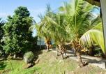 Location vacances  Martinique - Villa Entrée de la tornade-4