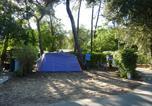 Camping avec Hébergements insolites Jard-sur-Mer - Huttopia Chardons Bleus - Ile de Ré-2