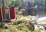Location vacances Falun - Holiday home Vallmora Skarviken Falun-1