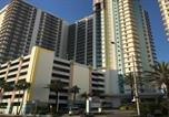 Location vacances Daytona Beach - W-Ocean Walk 1 Bedroom-1