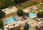 Camping avec Ambiance club Beauville - Camping La Bouquerie-1