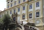 Hôtel Most - Zamek Cerveny Hradek-1