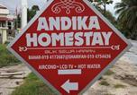 Location vacances Langkawi - Andika Homestay-1