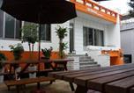Hôtel Corée du Sud - Hongdae Orange Guesthouse-4