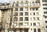 Location vacances Cachan - Family 2 bedrooms refurbished in Art Deco style-2