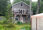 Location vacances Lake Placid - Lake Dunmore House-1