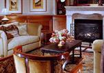 Hôtel Livermore - The Rose Hotel-4