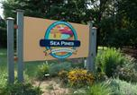 Villages vacances Ocean City - Sea Pines Loft Park Model 3-1
