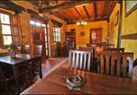 Hôtel Anievas - Posada Las Golondrinas De Cillero-3