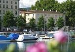 Hôtel Boudevilliers - Touring au Lac-1