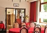 Hôtel Blanzy - Hôtel Restaurant Le Moulin-4