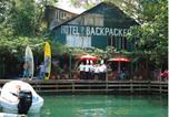 Hôtel Livingston - Hotel y Restaurante Backpackers-4
