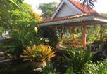 Villages vacances Battambang - Suwangarden Bungalow Anlage-2