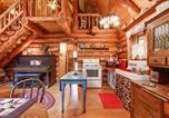 Location vacances Redmond - Tollgate Log Cabin-4