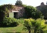 Location vacances Gonfaron - –Chalet Hameau de la tuilieres des angesapartment Petit Gite-1